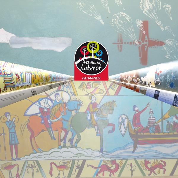 loisirs fresque 1066 et 44